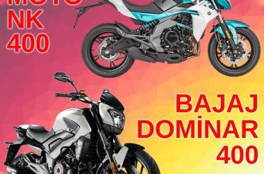Bajaj DOMİNAR - CF Moto NK-400