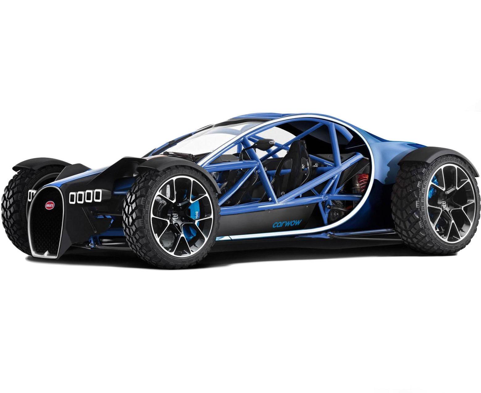 Bugatti Chiron Buggy