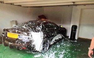 Aston Martin DBS Paint