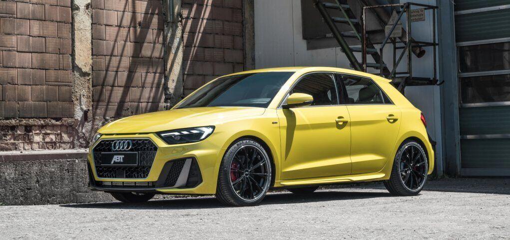 Nuova Audi S1 Con Abt Arriva A 240 Cv Video Motori News