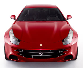 FOTO: Ecco la Ferrari più versatile di sempre