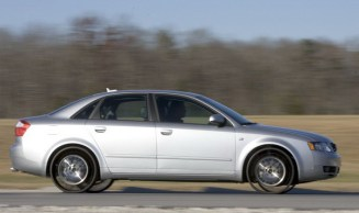 Tweel(TM) Demonstrated on Audi(R) A4