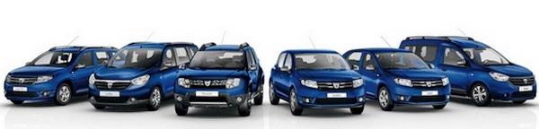 Dacia Serie-Limitata Anniversario