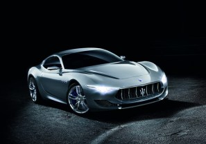 Alfieri - Car Designs of the Year award - 2014 Concept Car of the Year
