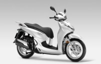 SH300i_Scooter_2015 Pearl Cool White 1