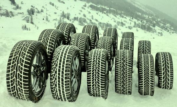 vari pneumatici invernali