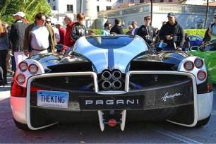 02_Pagani Huayra - Cavallino Classic