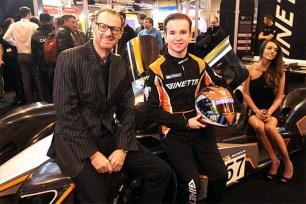 08_Lawrence-Tomlinson-e-Charlie-Robertson-Autosport1 Birmingham Autosport: un successo