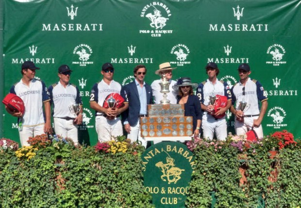 2016 Maserati Silver Cup - gruppo Farmers & Merchants Bank