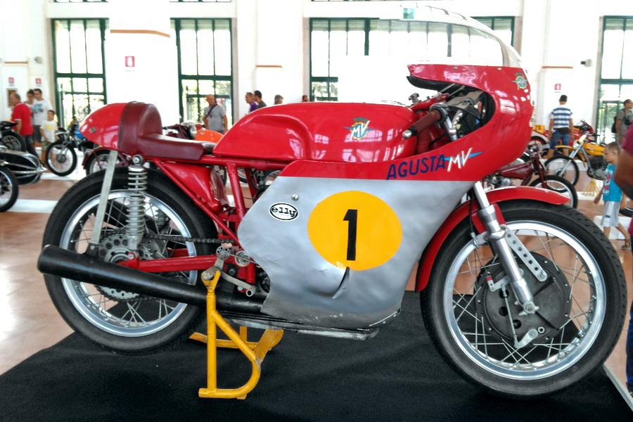 18_MV-500-Giacomo-Agostini_Moto-100-anni-di-storia Moto Club Trieste, 110 anni di storia
