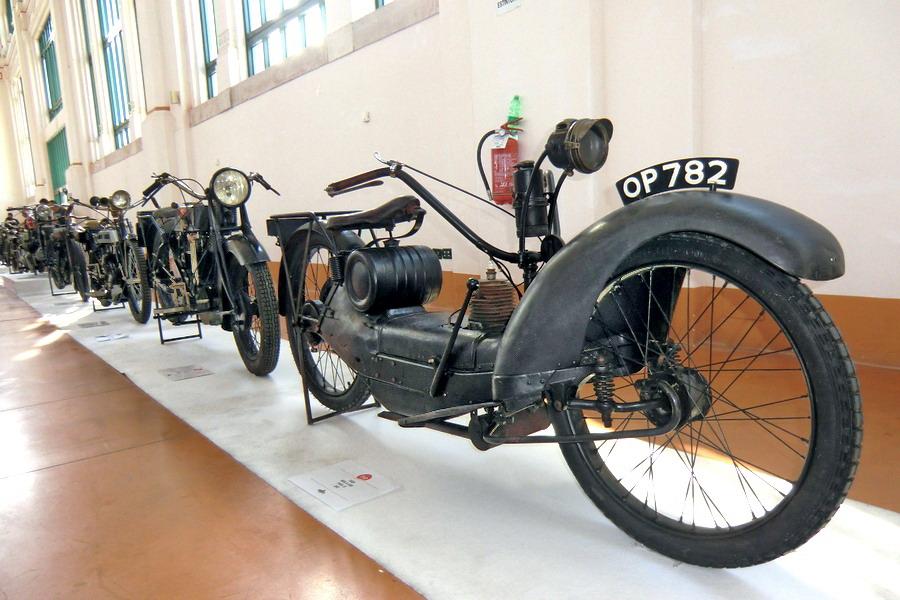 34_Ner-A-Car-mod.B_Moto-100-anni-di-storia Moto Club Trieste, 110 anni di storia