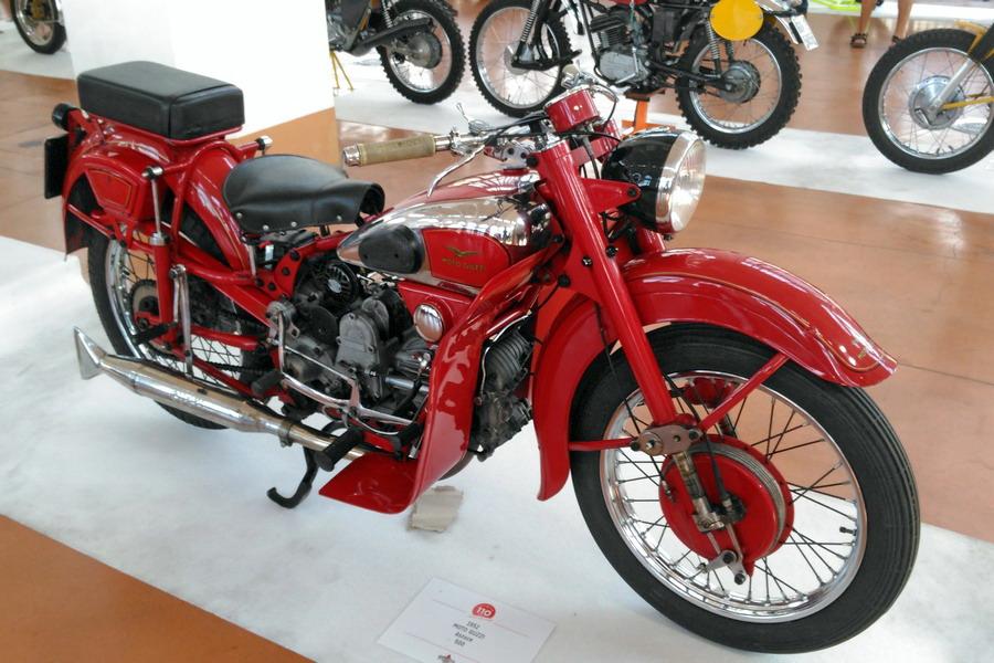 50_-Moto-Guzzi-Astore-500_Moto-100-anni-di-storia Moto Club Trieste, 110 anni di storia
