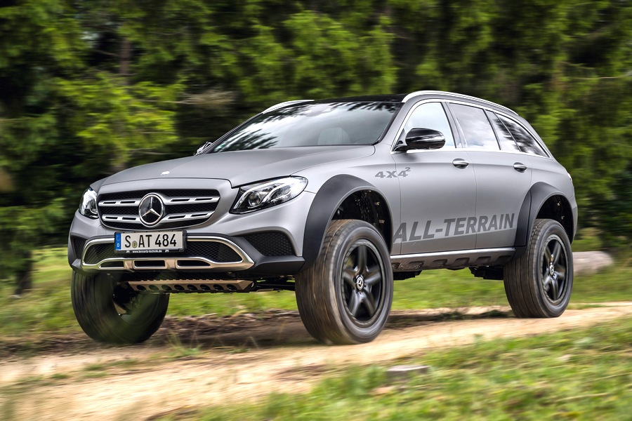 Motori360.it-Mercedes Classe E All-Terrain 4x42-09