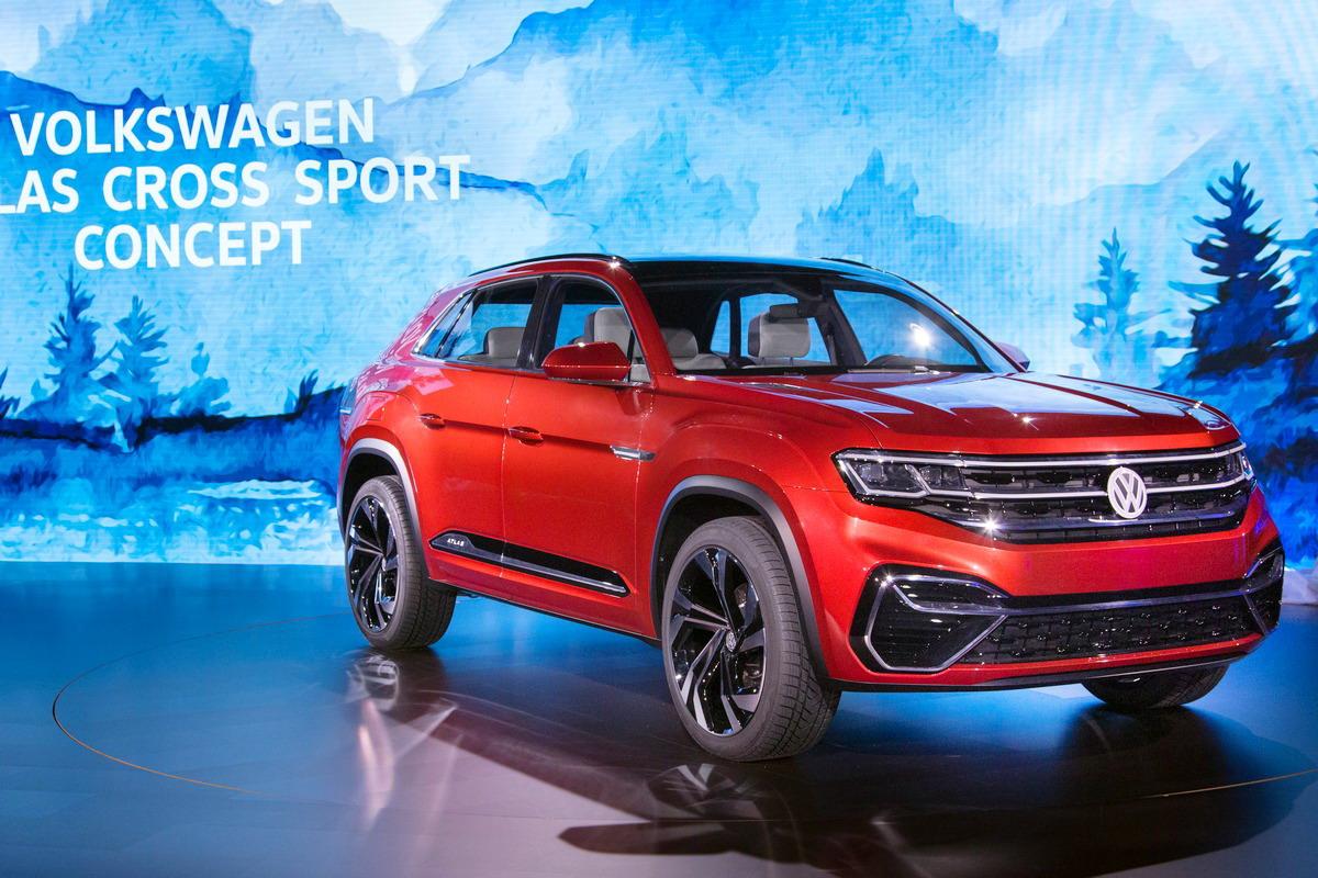 Volkswagen - NYIAS 2018