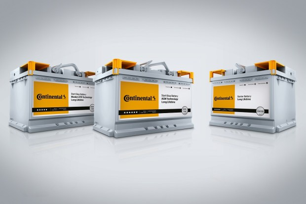 Continental Automotive_Batterie