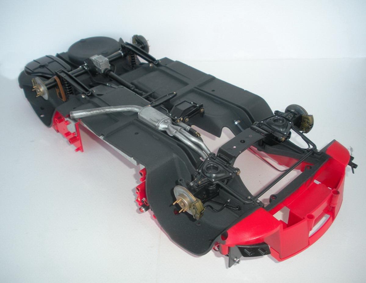Motori360 F22 Duetto 1-8 1750 130 TF 1973 sottoscocca semicompleto
