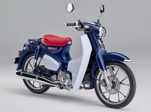 Honda Arriva In Italia Lo Scooter Vintage Motori360it