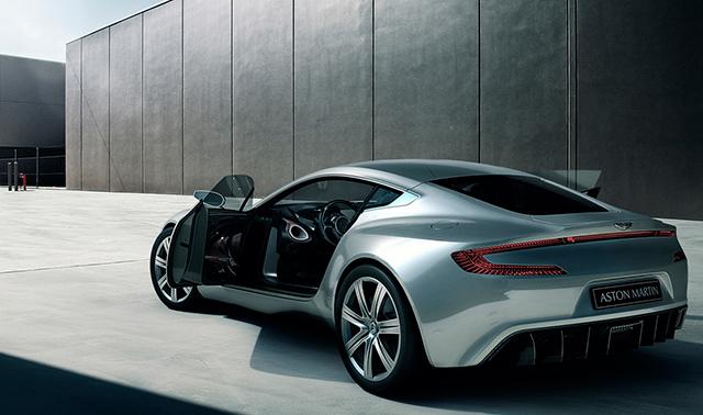 Aston Martin 177, Aston Martin One-77