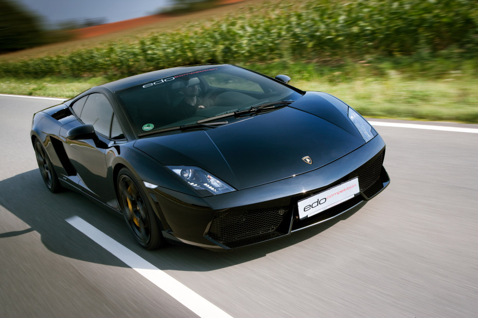edo competition Gallardo LP600/4