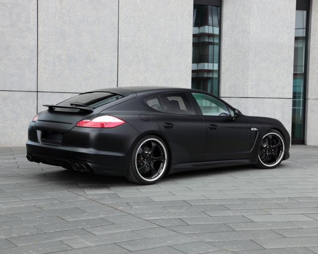 TechArt Black Edition