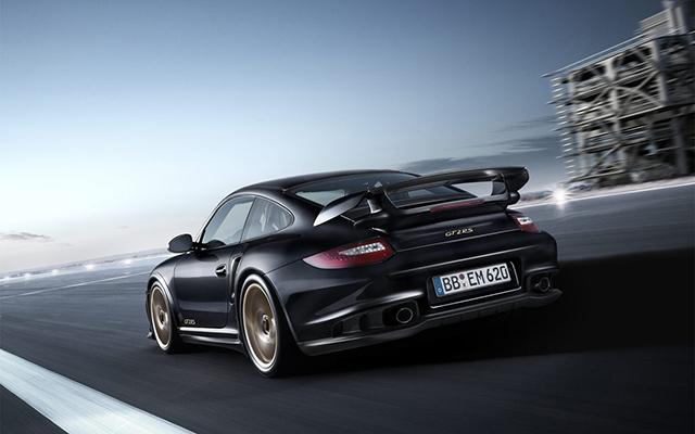 Porsche 997.2 911 GT2 RS, Porsche 911 GT2 RS