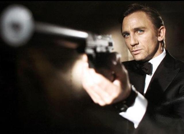 James Bond Omega Seamaster