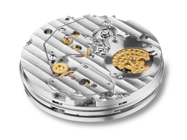 JeanRichard Bressel JR1040 movement