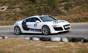 RENM Performance Audi R8 V10 Knysna Hillclimb