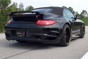 RENNtech Porsche 911 Turbo