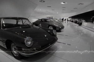 Porsche Museum in Stuttgart - A Night of Sound