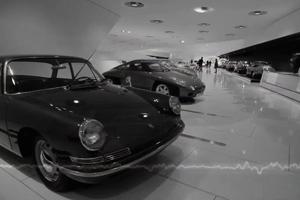 Porsche Museum in Stuttgart - A Night of Sound