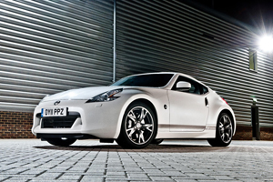 Nissan 370Z GT Edtion Tribute to Datsun Z Cars