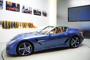 Special One-off Ferrari Superamerica 45