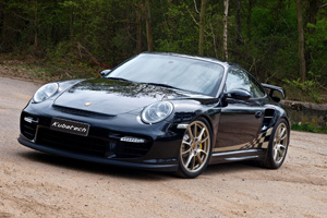 McChip and Kubatech Porsche 911 GT2 Tuning