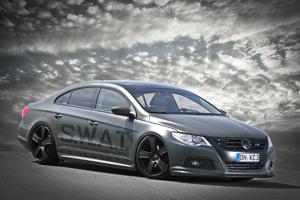 KBR Motorsport Volkswagen Passat CC Tuning