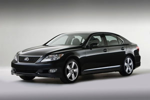 Limited Production Lexus LS 460 Touring Edition