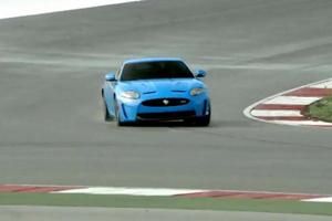 Jaguar XKR-S Video