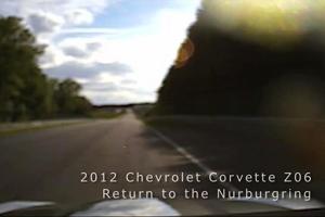 2012 Corvette Z06 Nürburgring Video