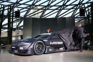2012 BMW M3 DTM Concept Car Video