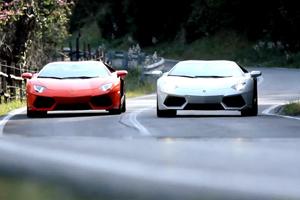 Making the Lamborghini Aventador