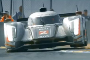 2011 24 hours of Le Mans Video