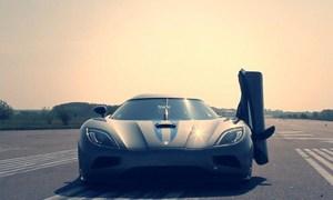 Koenigsegg Video
