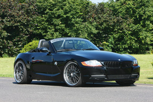 JM CarDesign BMW E85 Z4 Tuning