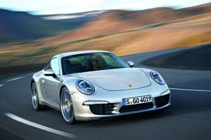The new 2012 Porsche 991 911 Carrera