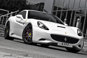 Project Kahn Ferrari Monza Edition California Tuning
