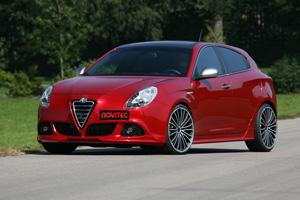 Novitec Alfa Romeo Giulietta Tuning