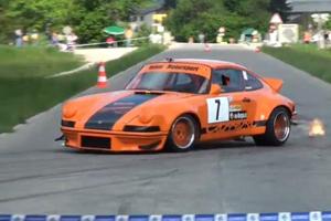 Porsche RSR 911 Hillclimb Video