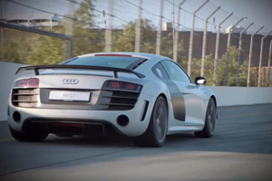 Emanuele Pirro and the new Audi R8 GT – Video