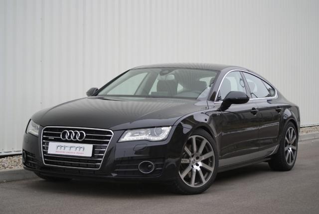 MTM Audi A7 Diesel Tuning