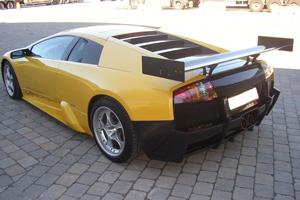 DMC Lamborghini Molto Veloce Murciélago Tuning